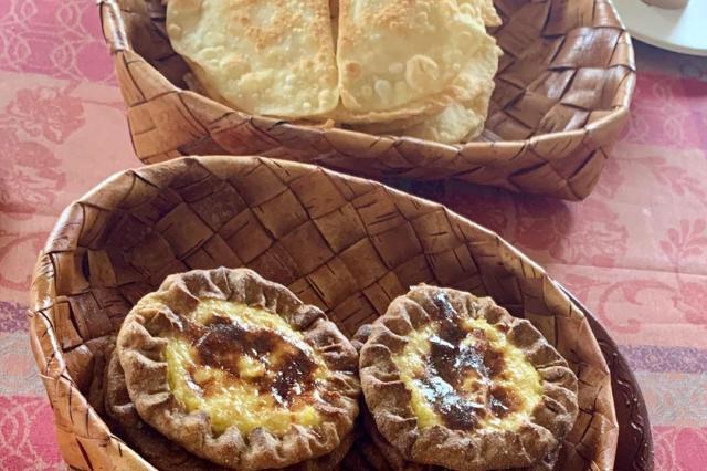 «Калитки с картошкой»: рецепт от Екатерины Рождественской