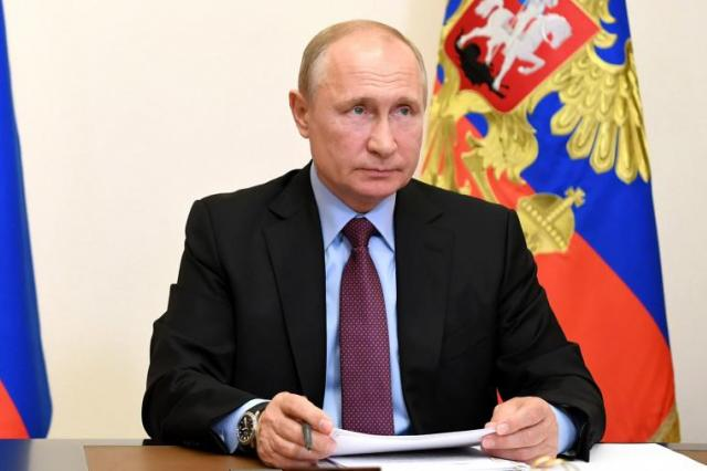 Путин подготовил статью о Второй мировой войне