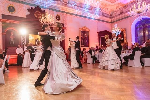 В Риге прошел грандиозный «Рижский бал 2018 - бал столетия Латвии»