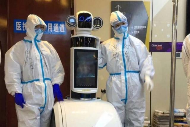 """Международный форум """"Роботы против COVID-19"""" пройдет в Москве"""