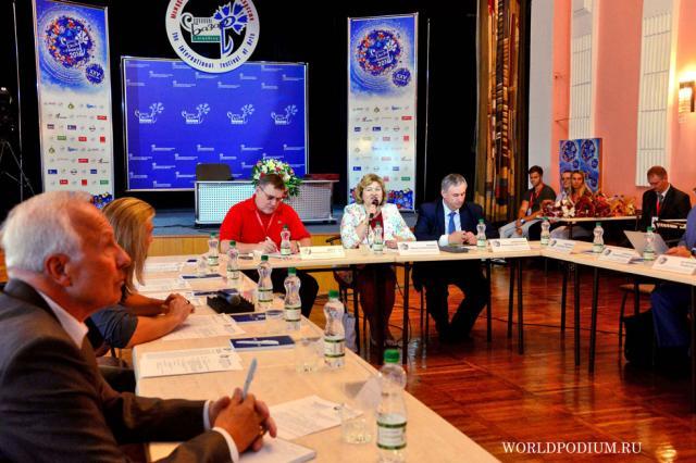 В рамках фестиваля «Славянский Базар в Витебске» состоялся Круглый Стол