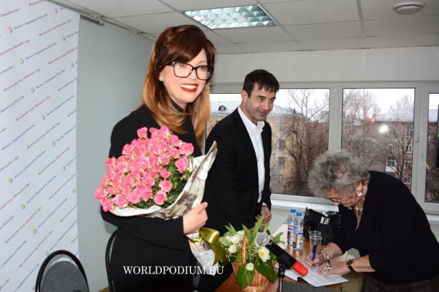 Ольга Дроздова отмечает День рождения!