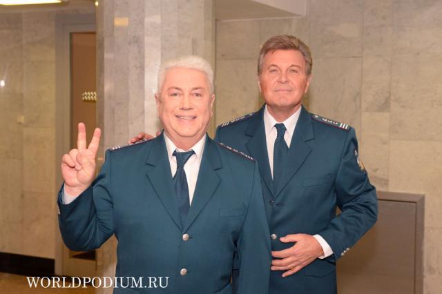 Праздничный концерт ко дню работника налоговых органов РФ