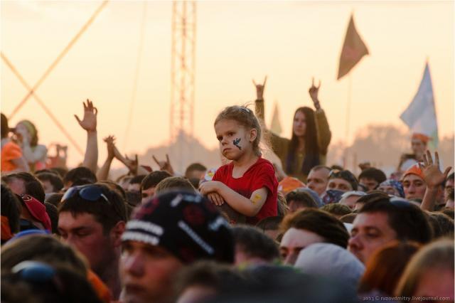 Фестиваль «Рок над Волгой» перенесли на неопределенный срок