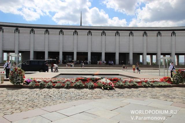 Россия - Сербия: музейно-выставочный проект к 75-летию Победы над фашизмом