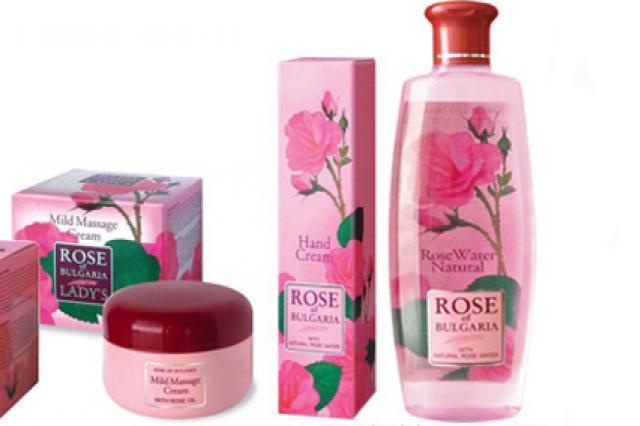 Rose of Bulgaria - драгоценные свойства косметики из роз!
