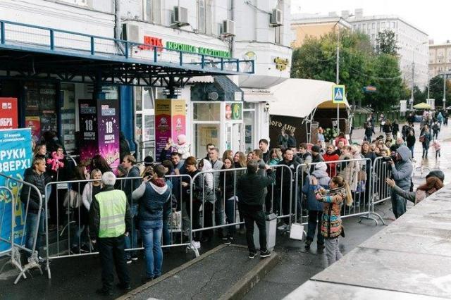 Сергей Жуков решил сам продавать билеты на свои концерты