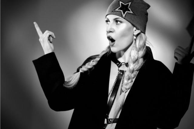 Новая русская Гвен Стефани презентует дебютный альбом в Москве