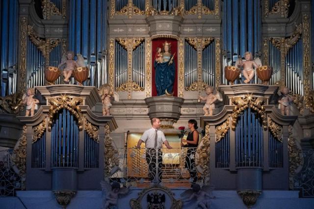 Органист Notre Dame de Paris принял участие в органных ассамблеях в Калининграде