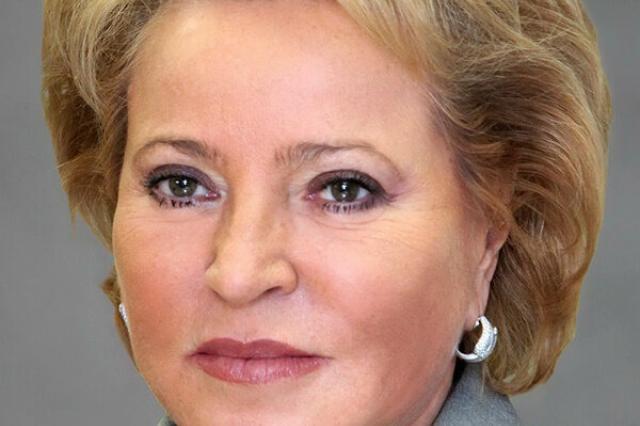 "Валентина Матвиенко поддержала проект ""Строки памяти"""