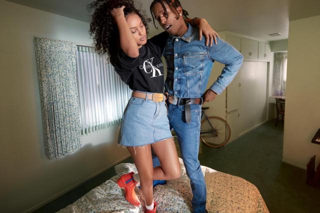 Calvin Klein Jeans и Calvin Klein Underwear