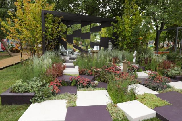 ВДНХ украсят дизайнерские сады