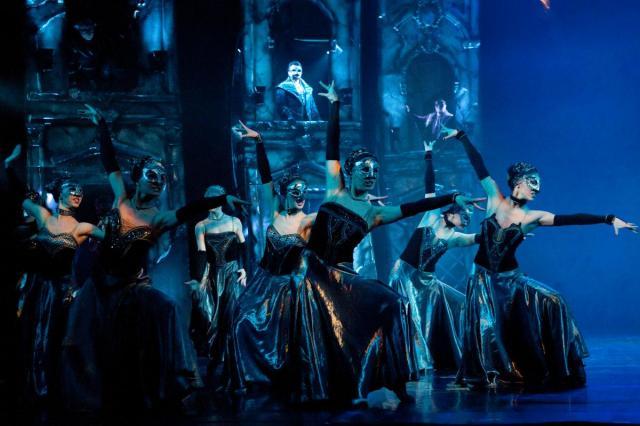 Мюзикл «Монте-Кристо» возвращается на московскую сцену!