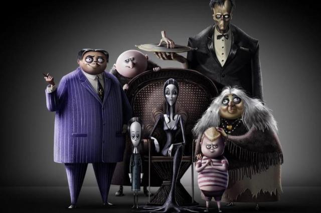 Они просто другие... Рецензия на мультфильм «Семейка Адамс»