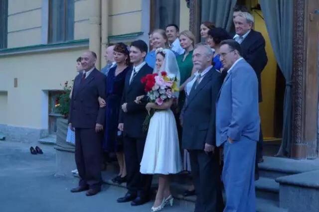 На Первом канале покажут «Семейный альбом»