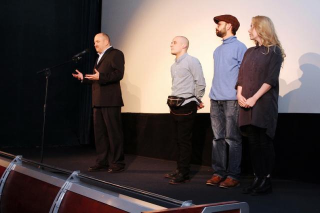 В Москве состоялась премьера фильма «Хармс»