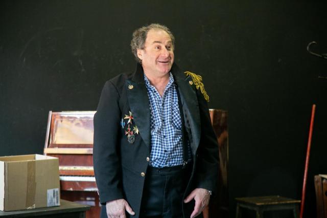 Академический театр имени Ленсовета открывает 88-ой сезон