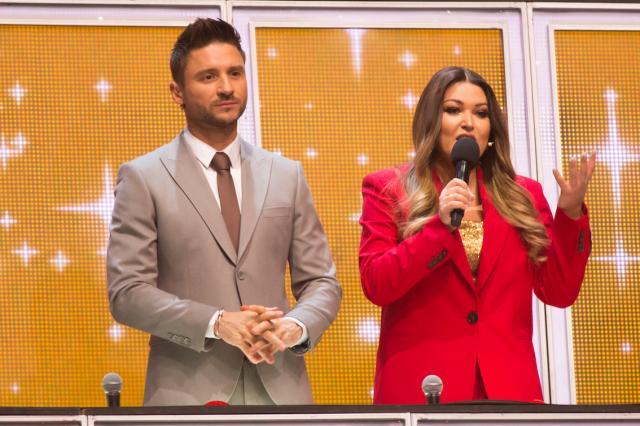 Итальянский певец, 60-летняя звезда шансона и бывшая возлюбленная: чем удивит новый выпуск шоу «Ну-ка, все вместе!»