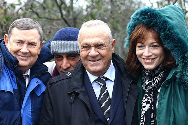 Катерина Шпица снялась в главной роли в сериале Тиграна Кеосаяна и Маргариты Симоньян