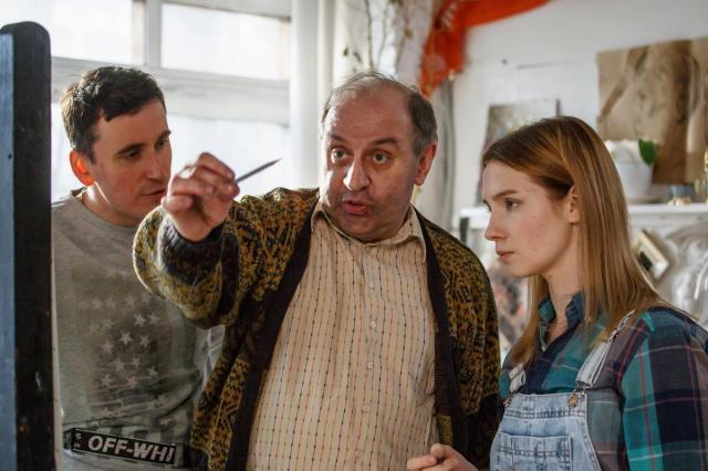 Мария Луговая сыграет 15 ролей в одном сериале: начались съёмки проекта «Нинель»