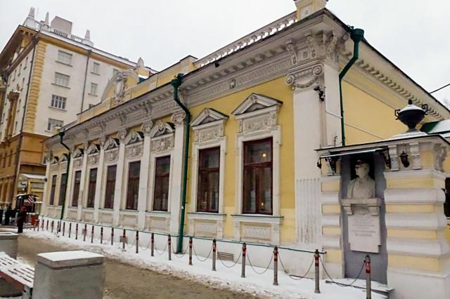 В музее- усадьбе Шаляпина открылась выставка о Венской опере