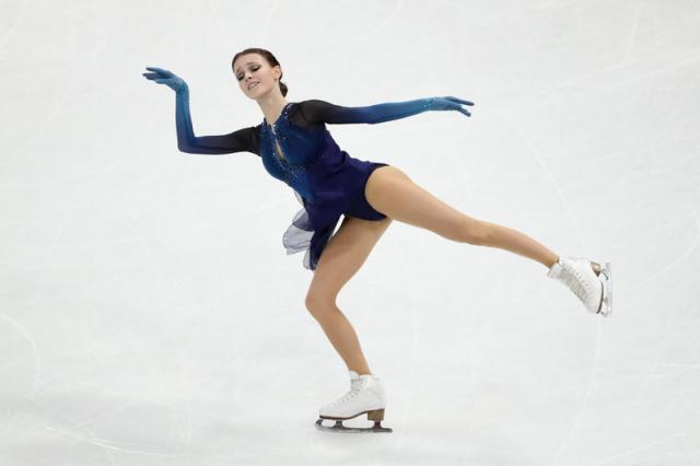 Чемпионат мира по фигурному катанию: итоги коротких программ у женщин и спортивных пар