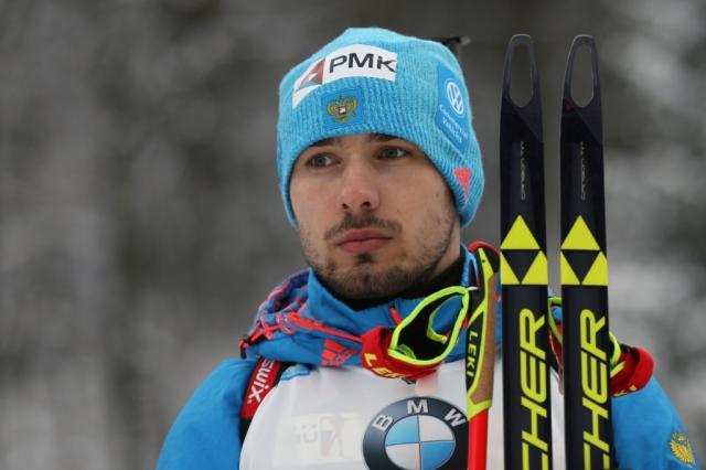 Шипулин выиграл индивидуальную гонку на этапе Кубка мира в Антерсельве