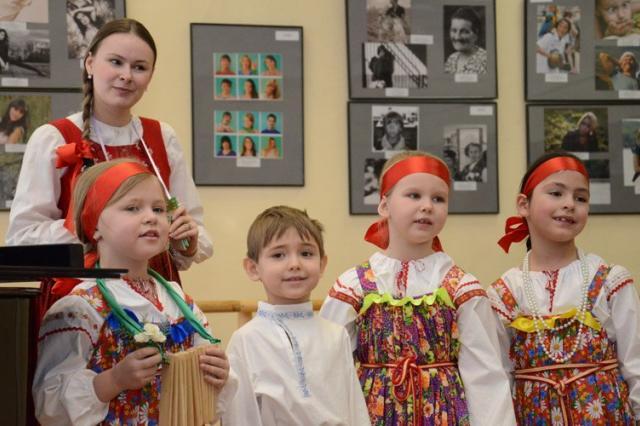 """Стартовала всероссийская акция """"Народная культура для школьников"""""""