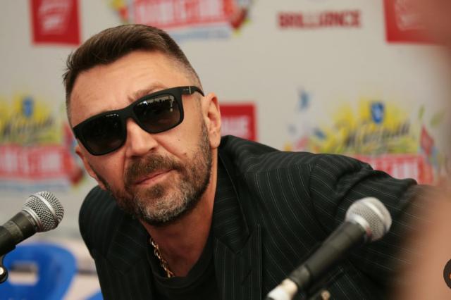 Сергей Шнуров стал человеком и музыкантом года