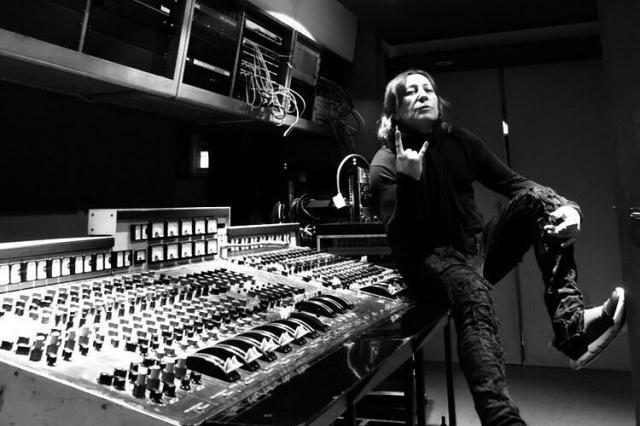 Би-2 сводят альбом в Abbey Road Studios!