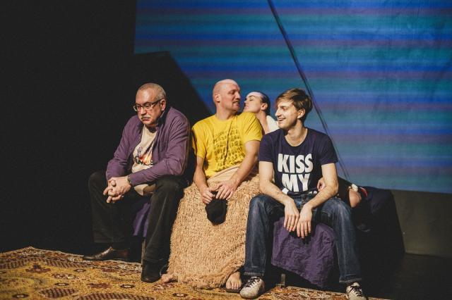 Премьера спектакля в Театре.doc «Кто любит Панкратова?»