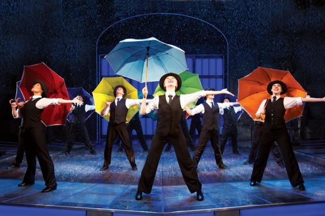 Мюзикл «Поющие под дождем»