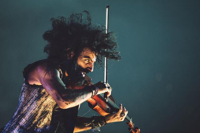 «Невероятное путешествие скрипки»
