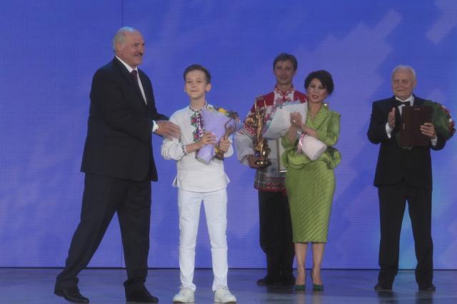 Подведены итоги детского конкурса на «Славянском базаре»