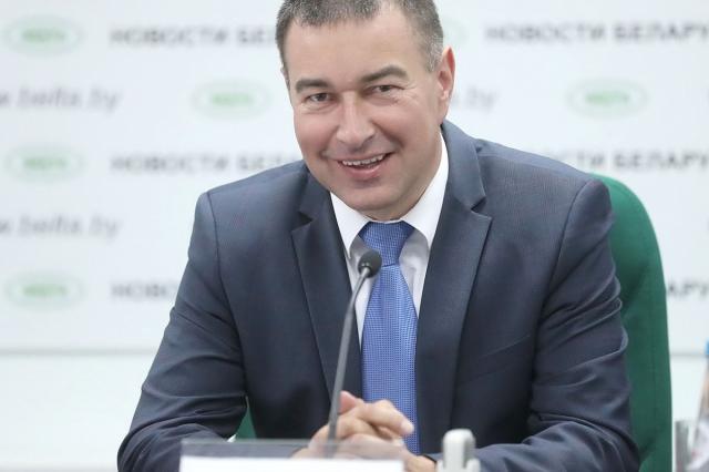 Александр Сидоренко: «Славянский базар» стал визитной карточкой не только Витебска, но и всей Беларуси»