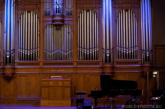I Международный конкурс молодых композиторов органной музыки
