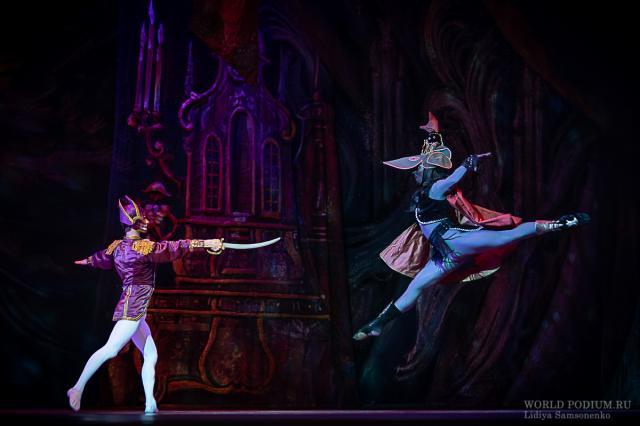 Марафон балета «Щелкунчик» в Кремле!