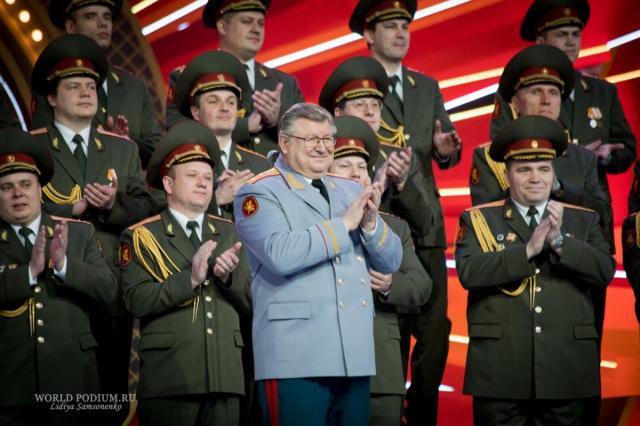 «Генералиссимус музыки!» - Виктор Елисеев отмечает 70-летие