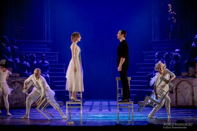 «Да здравствует манеж!» - мюзикл «Принцесса цирка» в Москве