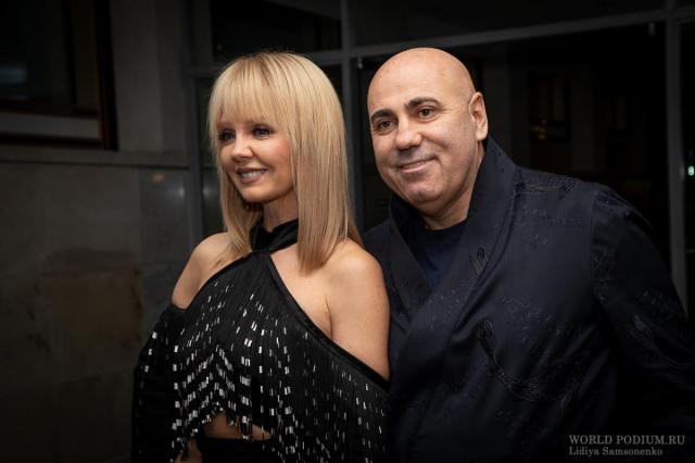 Пригожин обнародовал «историческое» видео с молодой Валерией