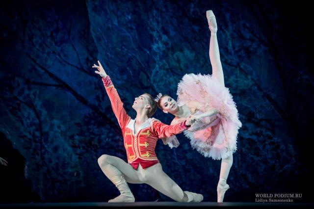 «Спящая красавица» театра «Кремлёвский балет»