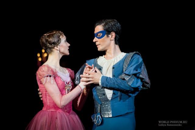 «Ромео и Джульетта» театра «Кремлёвский балет»
