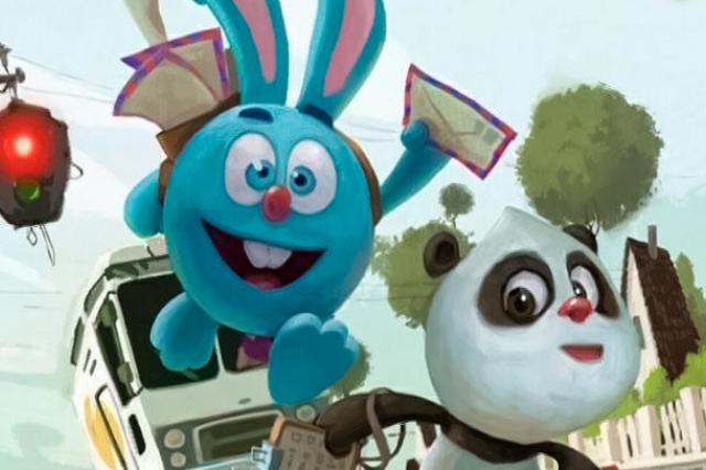 Кролик Крош из «Смешариков» появится в новом мультфильме