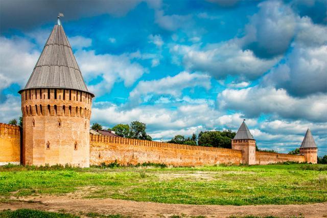 В Смоленске пройдет выставка, посвященная юбилею начала строительства крепостной стены
