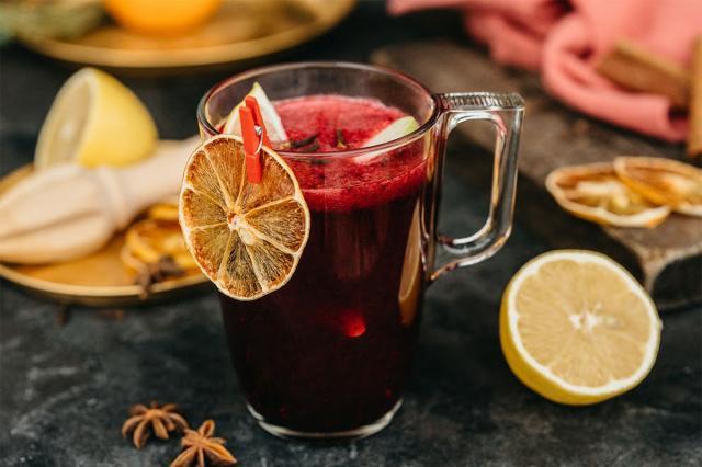 Зимние напитки в FORNETTO