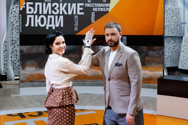 """Премьера! Ток-шоу """"Близкие люди"""" на телеканале """"Россия"""""""