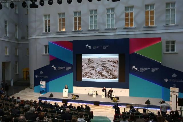 В Санкт-Петербурге покажут совместный археологический проект Катара и Судана