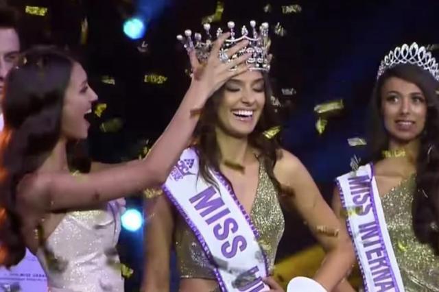 «Мисс Украина - 2018» отреагировала на лишение титула