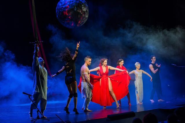 «Козья морда» - театральная магия от театра «Арлекиниада»