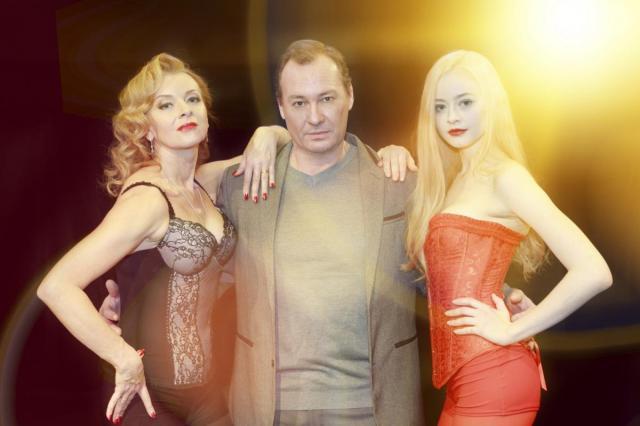 «Солнышко мое» - премьера в «Театре Луны»